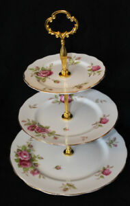 ADDERLEY 3 TIER CAKE STAND