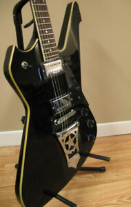 PAUL STANLEY PS500 Washburn with Custom Case