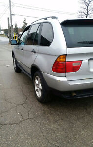 2002 BMW X5 3.0i SUV, Crossover Fully loaded Etested 5500 obo