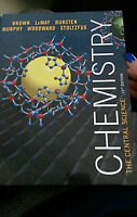 BROWN CHEMISTRY The Central Science 13th Edition