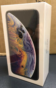 FS: Apple iPhone Xs Silver 256GB Unlocked Sealed with Receipt