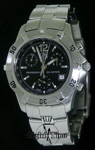 TAG HEUER  Profesional Chronograph