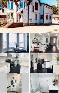 Modern and High End House Perfectly in  Downtown Kitchener