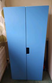 Children's IKEA wardrobe