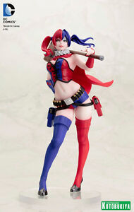 DC Comics Harley Quinn Bishoujo Statue New 52 Now in store!