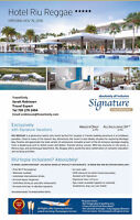 NEW Hotel Riu Reggae - Book Now!