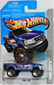 Hot Wheels 1/64 Ford F-150 Diecast Pickup Truck