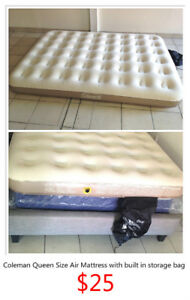 Queen Size Air Mattress for Sale