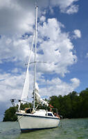 Fun family sailboat for sale!