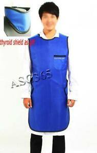 X-Ray Lead Free Radiation Protection Apron Thyroid Shield Vest 154108/154146/154147