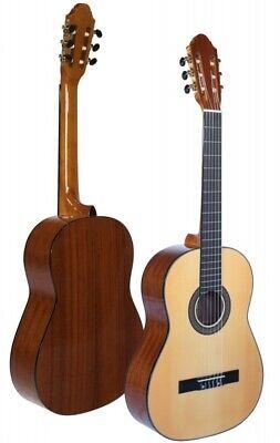 Guitarra Clasica Española Jose Gomez de caoba y abeto. Tamaño adulto 4/4....
