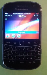 "Blackberry Bold 9900 – Factory Unlocked – in ""Mint"" condition"