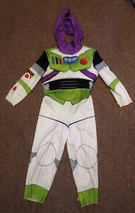 Buzz Lightyear Costume - size 2-3T