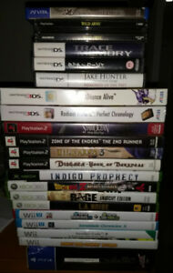 video games for sale ps4 vita 3ds gba ps1 ps2 360 xbox wii