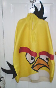 Angry Birds Adult One Size Fits All Halloween Costume Set of Two London Ontario image 3