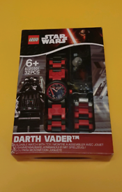 NEW!in packaging LEGO Star Wars Darth Vader watch