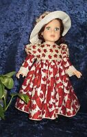 "18"" Doll Clothes     Journey Girl, American girl doll Hand made"
