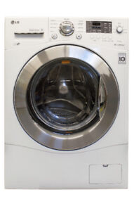 """New in box LG 24"""" washer compact size front load washing machine"""