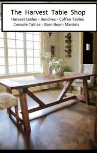 Reclaimed Wood Table   Kijiji: Free Classifieds in Ontario. Find a job ...