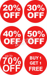 End of season, massive products for clearance sale !
