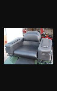 Atv passenger seat