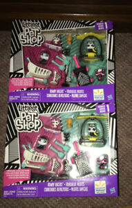 Littlest Pet Shop Rowdy Racers New in Box 2 Sets Available