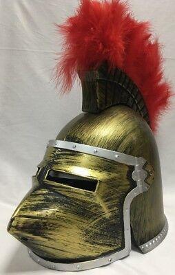 Ritterhelm Spartanerhelm Kinderkostüm