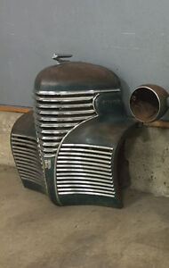 Wanted antique car grille