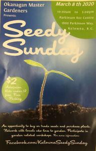 Kelowna Seedy Sunday