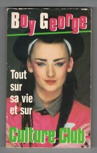 1984, BOY GEORGE, 120 PAGES, 42 PHOTOS