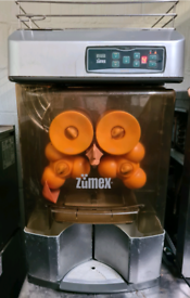 ZUMEX VERSATILE ORANGE JUICE MACHINE