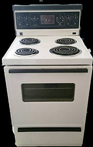 """Apartment size Electric Stove , GE , 24""""wide, for sale"""