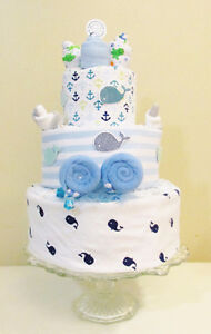 Diaper cakes for boys and girls Cambridge Kitchener Area image 5