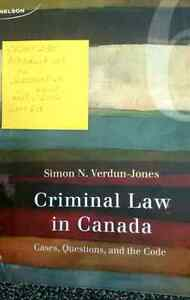 Introduction to substantive law_ crim 230 Yukon college