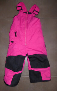 Columbia snowpants, size 2, very good condition