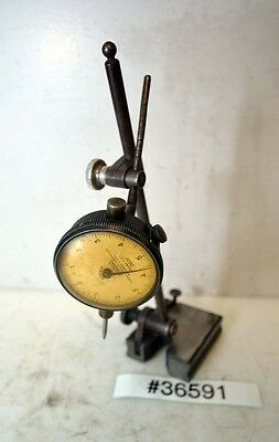 Federal Dial Tenths Indicator With Adjustable Stand Inv.36591