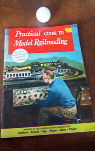 Practical Guide to Model Railroading Kitchener / Waterloo Kitchener Area image 1