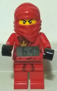 "Lego Ninjago ""Masters of Spinjitzu"" Animated Series Alarm Clock"