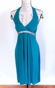 Gorgeous Rickis Formal Prom Teal Dress - Size Small S
