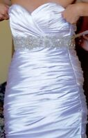 REDUCED!!! Maggie Sottero Adorae wedding dress