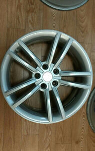 "19"" TESLA OEM WHEELS 5x120, FITS BMW"