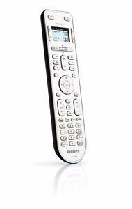 Philips Prestigo SRU6006/27 Universal 6-In-1 Remote Control