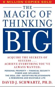 NEW The Magic of Thinking Big $ 15 OBO