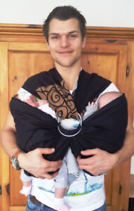 NEW BABY CARRIERS ON SALE ETSY UchiWraps from 55$