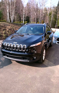 Jeep cherokee north 18 400km / 34 000$ neg.