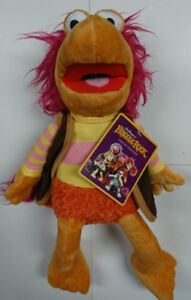 Jim Henson Fraggle Rock Gobo plush toy by Manhattan Toy Company