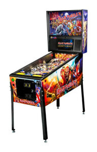 IRON MAIDEN Pinball from NITRO - Authorized Stern Distributor