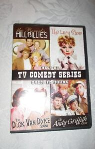 Vintage Comedy 12+ hrs. Lucy, Dick Van Dyke, + more