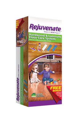 Rejuvenate Hardwood and Laminate Floor Cleaning Mop Kit 5-Piece