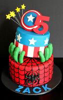 Birthday Cakes, Cupcakes, Dessert Cakes- by SAKURA CAKES